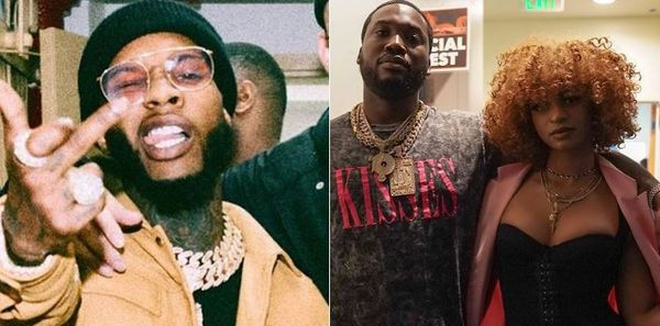 Meek Mill's Old Artist Melii Accuses Him Of Harassment After She Signs with Tory Lanez