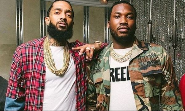 NIpsey Hussle Confirms Joint Project With Meek Mill
