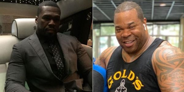 50 Cent Gets At Busta Rhymes About His Weight
