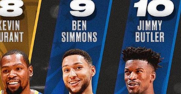Check The 15 Most Popular NBA Jerseys