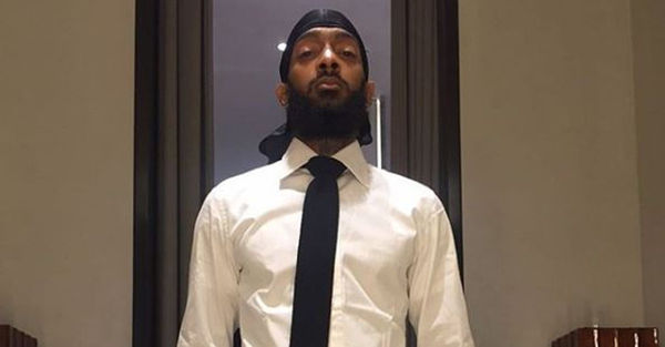 Nipsey Hussle's Music Has Rocketed Up The Charts