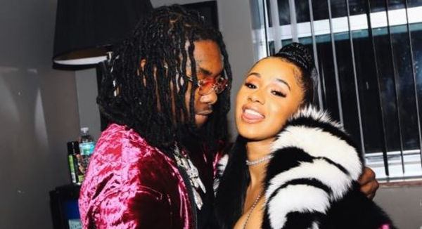 Offset Was So Excited By Cardi B's Birthday Gift He Tried To have Sex With It