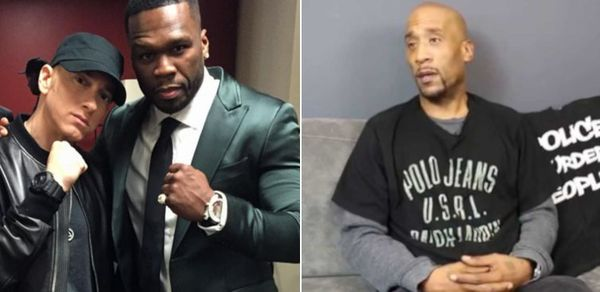 50 Cent Goes Nuts On Lord Jamar for Dissing Eminem