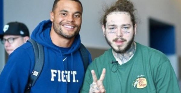 Dak Prescott Asked Post Malone To Be On A Track