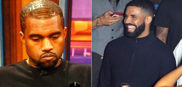 Kanye West Has Been Banned From Talking About Drake