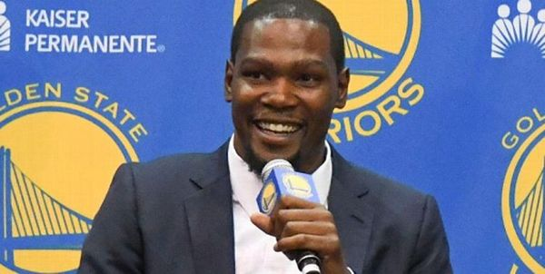Kevin Durant Said To Be Fed Up With Steve Kerr