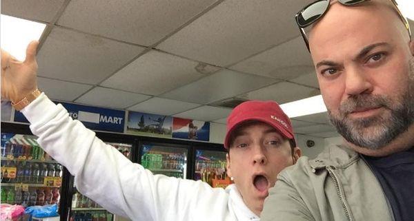 Paul Rosenberg Details The First Time He Saw Eminem