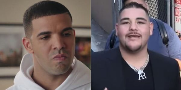 Andy Ruiz Jr. Doesn't Want Drake Anywhere Near Him