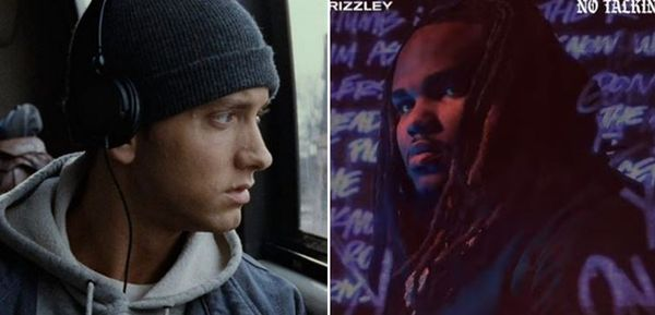 """Detroit Rapper Tee Grizzley Comes For Eminem On """"No Talking"""""""