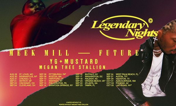 Meek Mill & Future Are Going On Tour