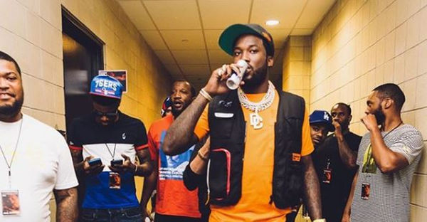 Meek Mill Is Now The Co-Owner Of Lids