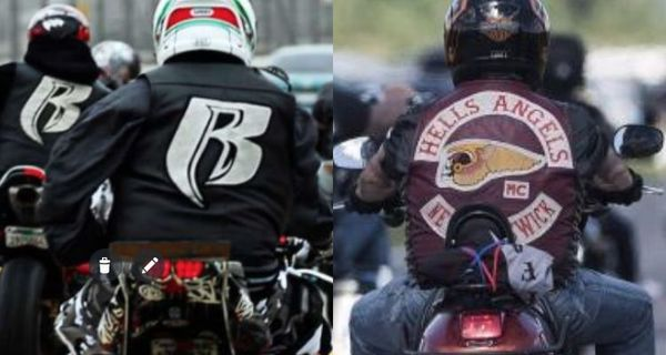 Ruff Ryders Bike Crew Explains The Time They Got Checked By The Hells Angels