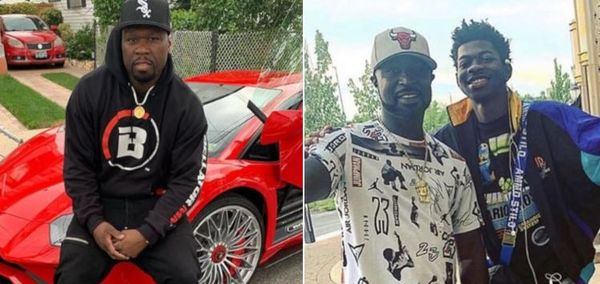 50 Cent Says Young Buck Celebrated Pride Week & Hangs With Lil Nas X