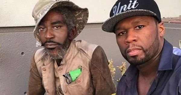 50 Cent Uses FaceApp Old Age Filter To Demand Money From Young Buck