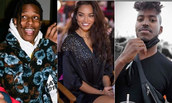 A$AP Rocky Accused Of Breaking up a Victoria Secret Model & Her Husband