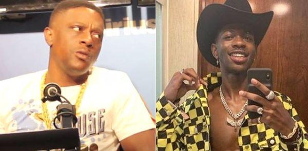 Boosie Badazz Goes Way Off On Lil Nas X