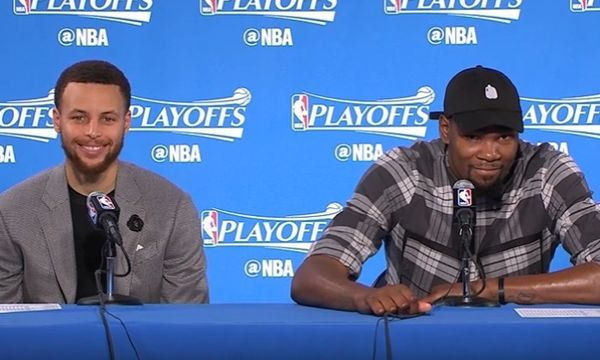 Report: Kevin Durant Felt Like He Was In Steph Curry's Shadow