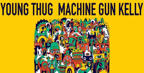 Young Thug And Machine Gun Kelly Are Going On Tour