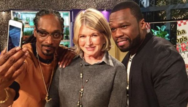50 Cent Says Snoop Dogg Gave Him a Drug Problem
