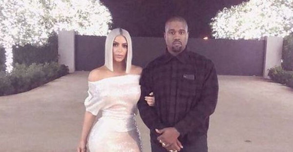 Kanye West Pushes Back On Narrative That Kim Kardashian Initiated Divorce