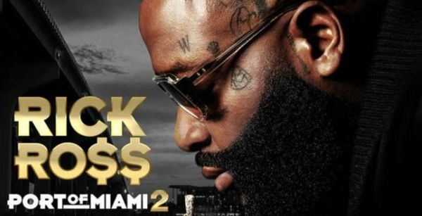 "Rick Ross Reveals Tracklist And Features For ""Port Of Miami 2"""