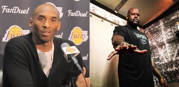 Shaq Fires Back At Kobe Bryant After Being Called Lazy