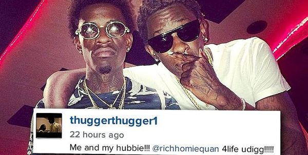 Rich Homie Quan Updates His Relationship With Young Thug