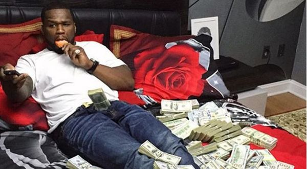 50 Cent Gets His Son Pricey Chain For His Birthday