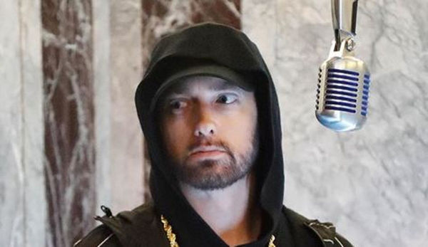 Eminem Posts Confusing Video On YouTube Channel