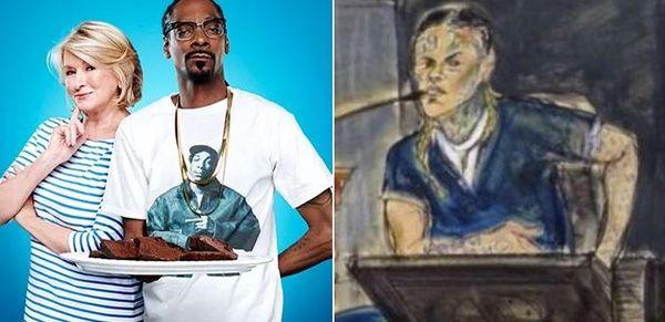 Martha Stewart Weighs In On Snoop Dogg's Attack On Tekashi 6ix9ine