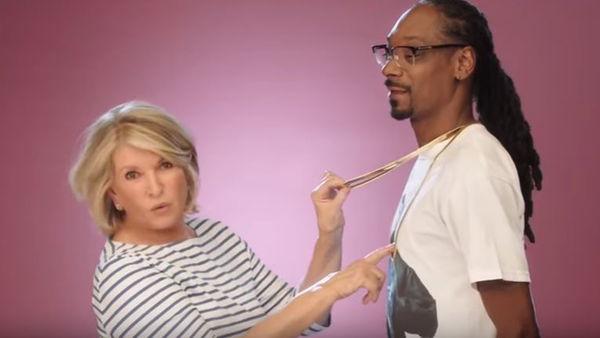 Snoop Dogg Compliments Martha Stewart's Gangsta In Contrast To Tekashi 6ix9ine