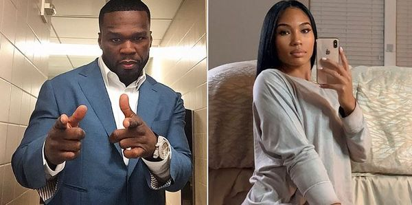 50 Cent Trolls His New Girlfriend Jamira 'Cuban Link' Haines By Stuntin Her Butt