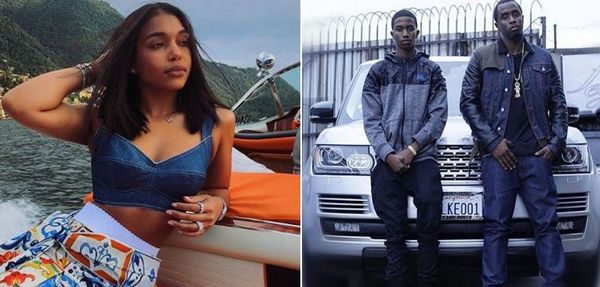 Diddy's Son Weighs In On His Dad [Possibly Still] Dating Lori Harvey