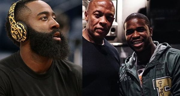 James Harden & A$AP Ferg Team Up With Beats By Dr. Dre
