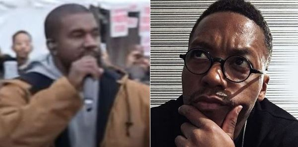 Lupe Fiasco Calls Out Kanye West Over Slave Comments