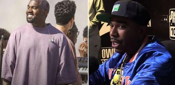 "N.O.R.E Goes In On Kanye West's ""Jesus Is King"" Album"