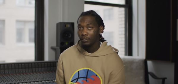 Offset Explains Why He's Not Taking The COVID-19 Vaccine