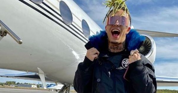 MAGA Anti-Masker Lil Pump Banned From Airline For Life