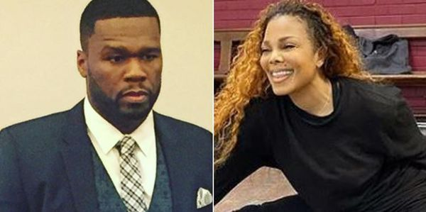 Did Janet Jackson Just Troll 50 Cent?