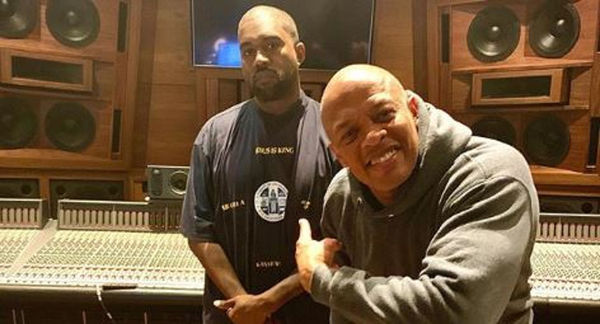 Kanye West Explained What It took To Get Dr. Dre To Mix His Beats