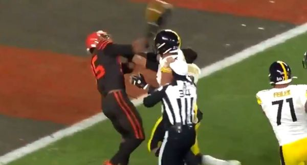 Myles Garrett Claims Mason Rudolph Used Racial Slur before Helmet Strike