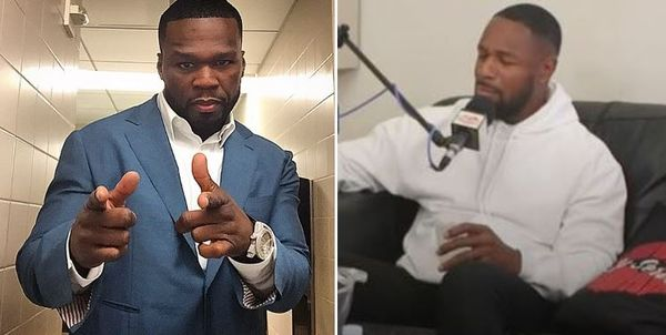 Tank Fires Back Over 50 Cent's Male Fellatio Trolling