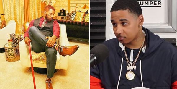 The Game Exposed? Liife Suggests He Ghostwrote For Him