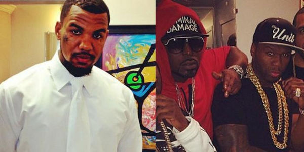 The Game Speaks On Reuniting With 50 Cent And G-Unit