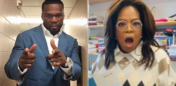 50 Cent Rips Oprah For Only Going After Black Men