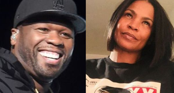 """50 Cent Thirsts Over Nia Long's """"Busty"""" Instagram Post"""