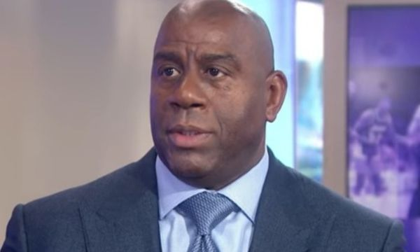 Magic Johnson Takes Credit For Lakers Current Success Months After Quitting