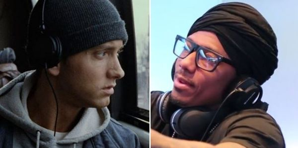 Nick Cannon Hits Eminem with Race-Baiting Third Diss Track That Features Eminem
