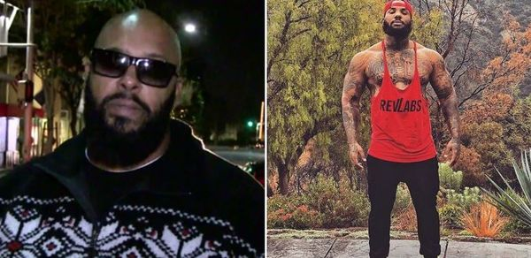 The Game Says He Pulled A Gun On Suge Knight & His Goons