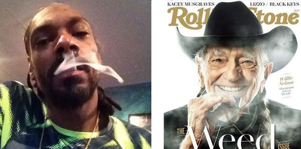 Willie Nelson Can't Smoke Weed Anymore, Moving Snoop Dogg to The Number 1 Spot